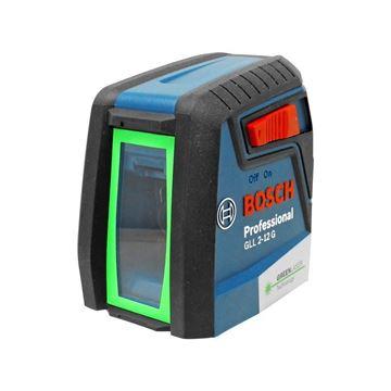 Imagen de Nivel laser bosch linea verde 12mts en cruz Ideal exterior-Ynter Industrial