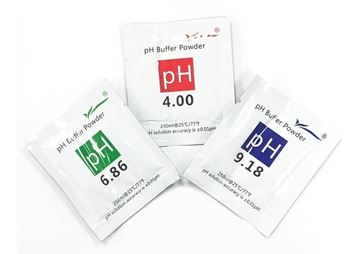 Imagen de Polvo calibracion p/medidores de temperatura y ph gianni