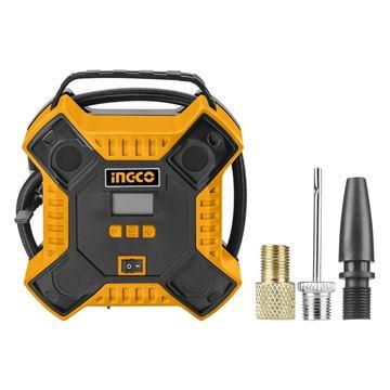 Imagen de Compresor 12 V p/auto Ingco - Ynter Industrial
