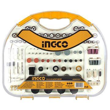 Imagen de Kit 250 pcs fresas para mini torno Ingco - Ynter Industrial