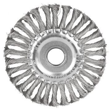 """Imagen de Cepillo 150 mm 6"""" amoladora de banco Ingco - Ynter Industrial"""