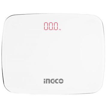 Imagen de Balanza de baño 0,2 A 180KG Ingco - Ynter Industrial