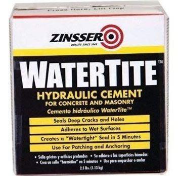 Imagen de Rust Oleum zinsser water tite cemento blanco - Ynter Industrial