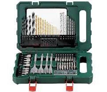 Imagen de Caja de accesorios METABO 86PZAS- Ynter Industrial