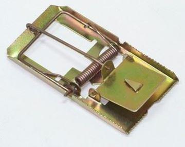 Imagen de Trampa para ratas acero bicromatizado- Ynter Industrial