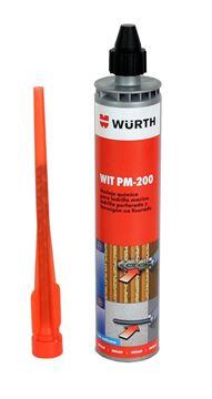 Imagen de Anchor fix anclaje químico Wurth 330ml - Ynter Industrial