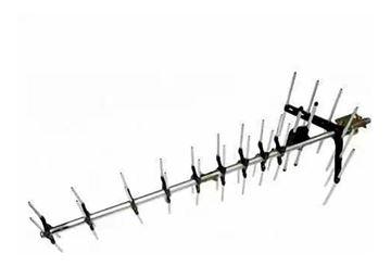 Imagen de Antena digital TV UHF-HD – exterior 43UX- Ynter Industrial