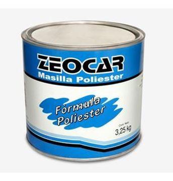 Imagen de Masilla plástica ZEOCAR 300 GRS- Ynter Industrial