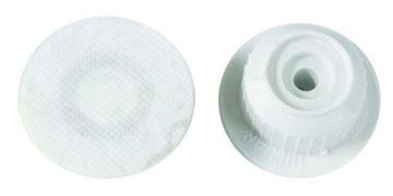 """Imagen de Soporte standar pvc a rosca p/barrote baño"""" SABELCORT""""x par- Ynter Industrial"""