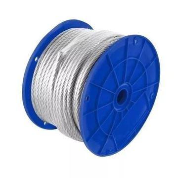 Imagen de Linga Cable De Acero Galvanizado 13mm 1/2pLG X50mt - Ynter Industrial