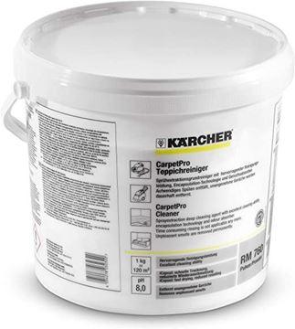 Imagen de Detergente classic en pastillas p/alfombras y moquetes Karcher balde 10kg -Ynter