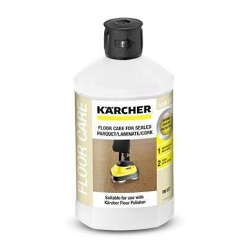 Imagen de Cera para parquet sellado, laminado o corcho Karcher 1lts -Ynter