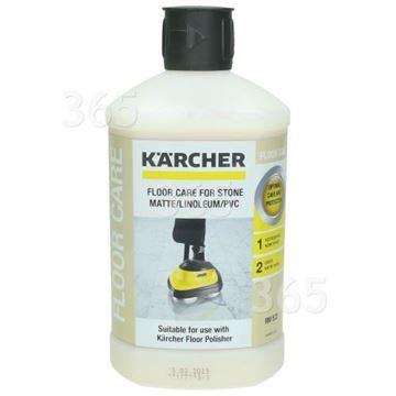 Imagen de Cera para piedra mate, linóleo y PVC Karcher 1lts -Ynter