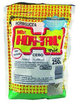 Imagen de Hormiguicida Granulado Paquete 1000gr Hortal Mix