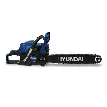 "Imagen de Motosierra Hyundai Turbo 52cc-20""-Ynter Industrial"