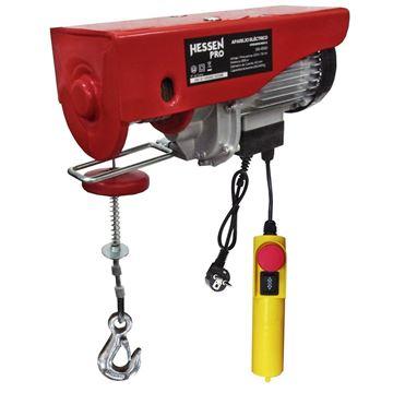 Imagen de Aparejo eléctrico Hessen 800 Kg. 1050 W  -Ynter Industrial