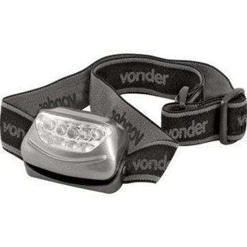 Imagen de Linterna minero de cabeza Vonder 3 pilas-Ynter Industrial