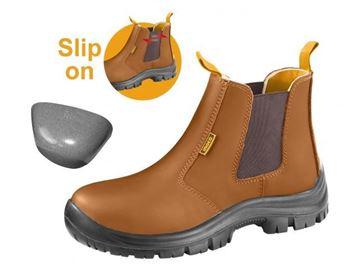 Imagen de Zapato Botín elastizado de trabajo Ingco-Ynter