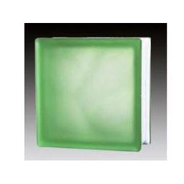 Imagen de Ladrillo de vidrio JH044 verde-Ynter Industrial