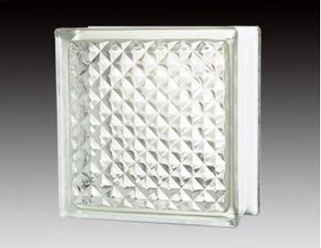 Imagen de Ladrillo de vidrio JH005 reja lattice-Ynter Industrial