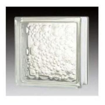 Imagen de Ladrillo de vidrio JH006 burbuja w. bubbl-Ynter Industrial