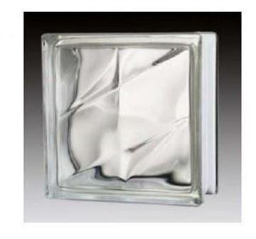 Imagen de Ladrillo de vidrio JH009 estrella-Ynter Industrial