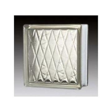 Imagen de Ladrillo de vidrio JH004 diamante.jewel-Ynter Industrial