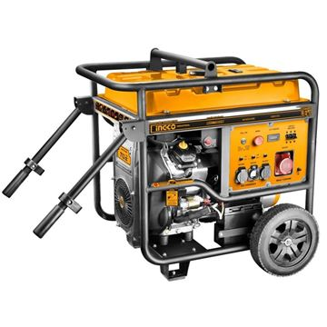 Imagen de Generador 12KW arranque eléctrico Ingco - Ynter Industrial