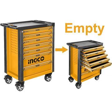 Imagen de Gabinete carro taller metal Ingco- Ynter Industrial