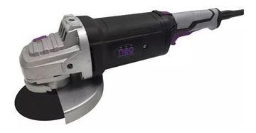 """Imagen de Amoladora 2600w 180mm 7""""Neo-Ynter Industrial"""