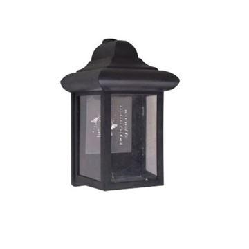 Imagen de Farol media cara PVC  negro abierto- Ynter Industrial