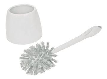 Imagen de Cepillo PVC para inodoro con soporte-Ynter Industrial