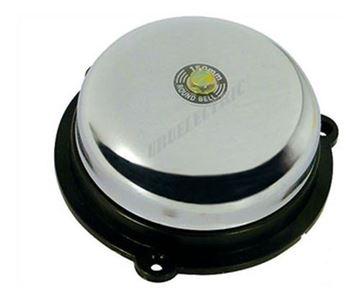 Imagen de Timbre campanilla metálica 15 cms chicharra 220V -Ynter Industrial