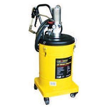 Imagen de Engrasador neumatico Crownman 12kg - Ynter Industrial