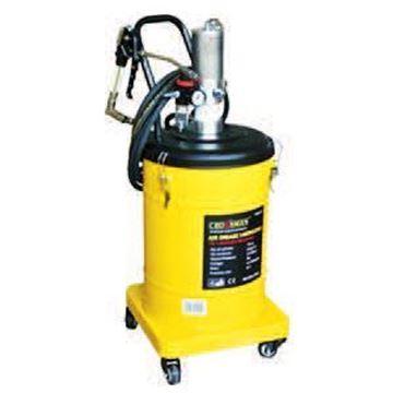 Imagen de Engrasador neumático Crownman 30kg - Ynter Industrial