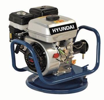Imagen de Vibrador a nafta Hyundai HYCV100 M. HY G160F 5.5 HP-Ynter Industrial