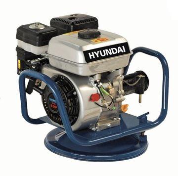 Imagen de Vibrador a nafta Hyundai CNVR  m. HONDA GX160 5.5 HP.-Ynter Industrial