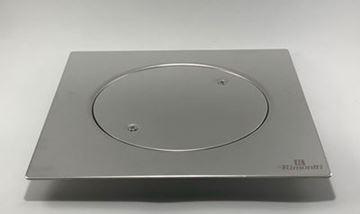 Imagen de Tapa inoxidable ciega 20 X 20cms-Ynter Industrial