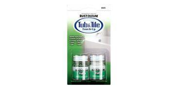 Imagen de Retoque blanco  tub&tile Rust Oleum p/baños, azulejos, cerámico- Ynter Industrial