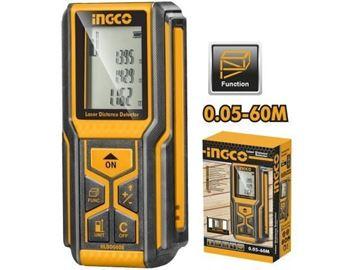 Imagen de Medidor de distancia laser 60mt Ingco- Ynter Industrial