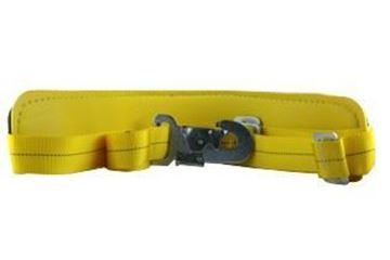 Imagen de Cinturón linero c/cabo de vida fijo 1.5m. 204E Max. Esfuerzo - Ynter Industrial