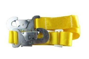 Imagen de Cola de amarre sujeción regulable de 2m. mosq. 18mm. 20064  Max. Esfuerzo-Ynter