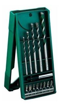 """Imagen de Set 14 piezas Multic y puntas """"X-Line"""" Bosch - Ynter Industrial"""