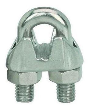 """Imagen de Apreta cables acero inoxidable 8mm 5/16"""" - Ynter Industrial"""