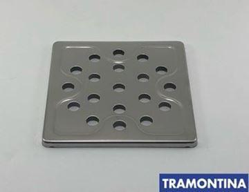 Imagen de Rejilla piso Tramontina 10 x 10 cm A304-Ynter Industrial