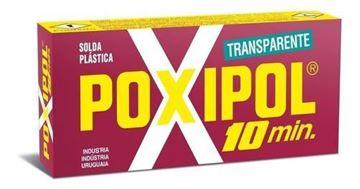 Imagen de Poxipol 14 ml transparente -Ynter Industrial