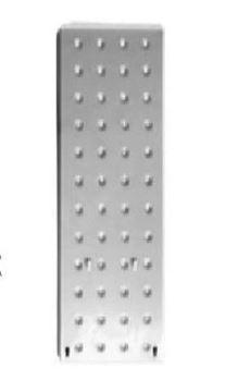 Imagen de Chapa para plataforma escalera 4 x 3- Ynter Industrial