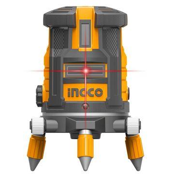 Imagen de Nivel láser autonivelante industrial rojo Ingco- Ynter Industrial