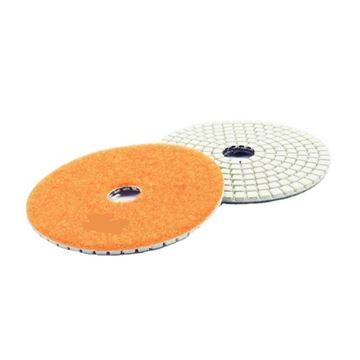 Imagen de Disco diamantado flexible 100mm GR200 naranja Norton - Ynter Industrial