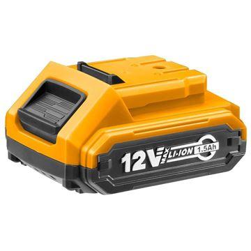 Imagen de Bateria litio 12v 1.5ah Ingco p/atornillador-Ynter Industrial